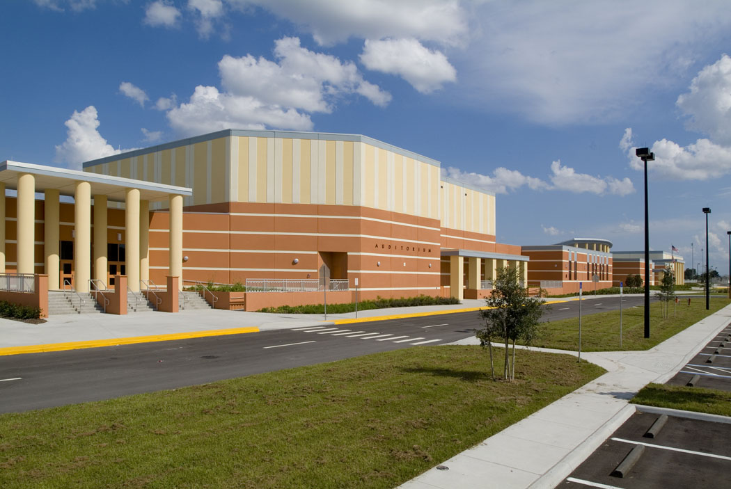 Wekiva High School Auditorium
