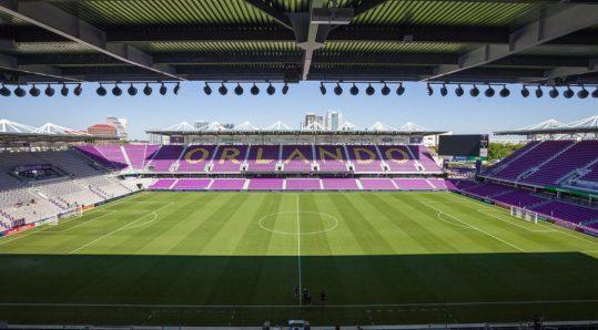 Exploria Stadium (Orlando City Stadium)
