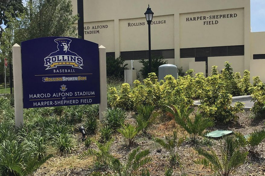Rollins College – Harper-Shepard Baseball Field
